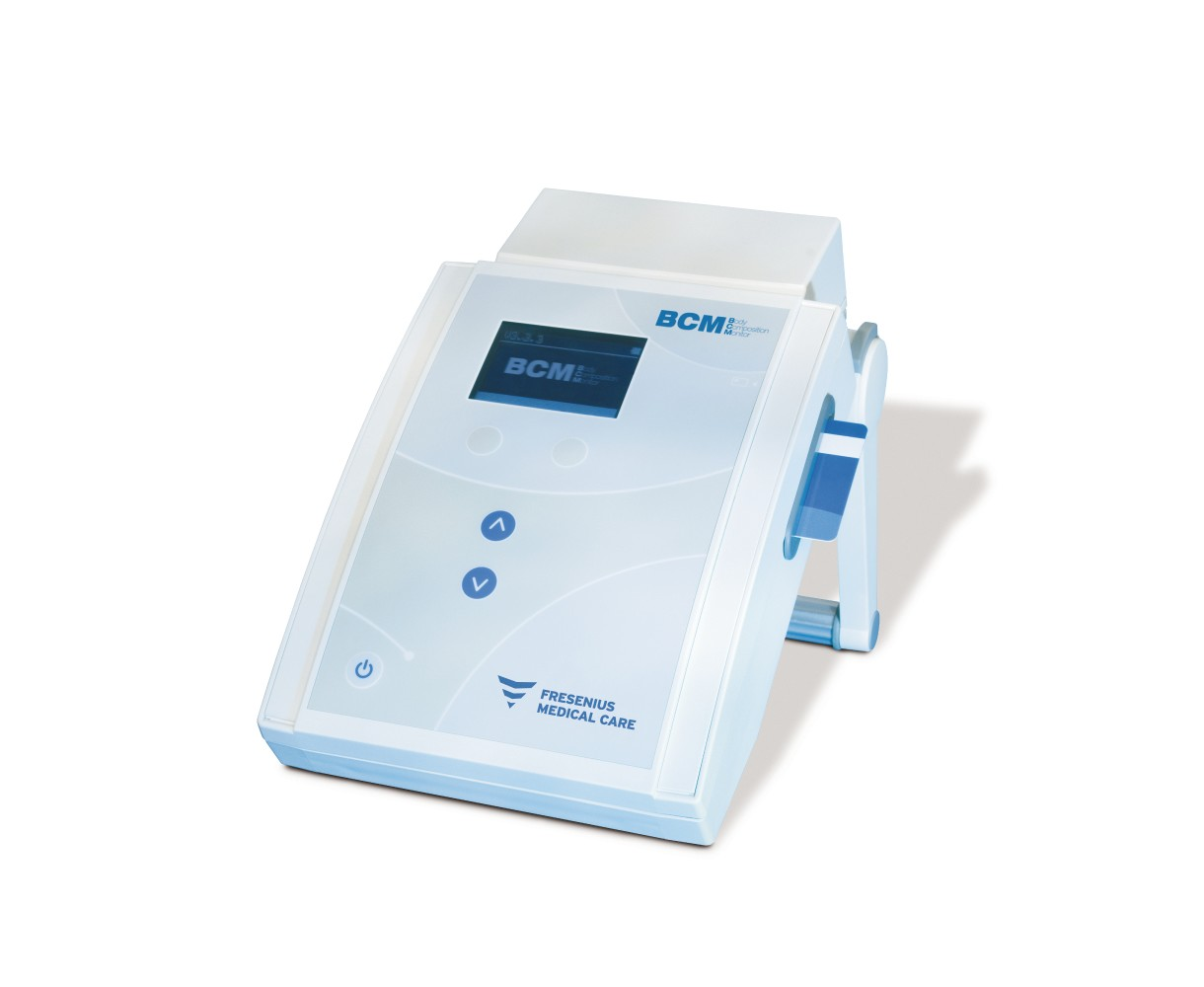 El dispositivo BCM — Body Composition Monitor